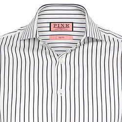 Sydenham  - Stripe Shirt - Double Cuff