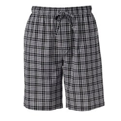 Chaps - Plaid Woven Jams Shorts