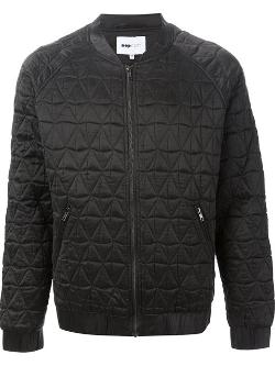 Pop CPH - Quilted Bomber Jacket