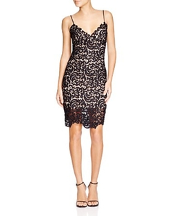 Lucy Paris - Lace Dress