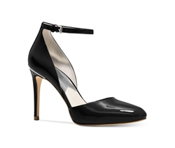Michael Michael Kors  - Georgia Ankle Strap Two-Piece Pump