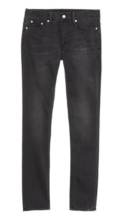 BLK DNM  - Skinny Fit Classic Faded Jeans 25