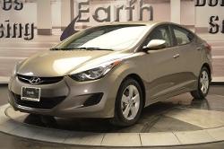 Hyundai - 2013 Elantra Sedan