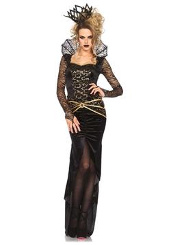 Leg Avenue - Deluxe Evil Queen Costume