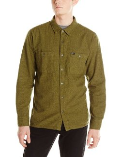Brixton - Milton Long Sleeve Flannel Shirt