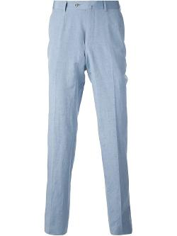 Ermenegildo Zegna  - Tailored Trousers