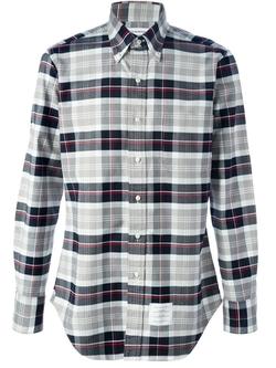 Thom Browne - Checkcheck shirt