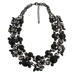 Target - Stone Bib Necklace
