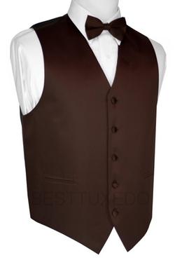 Brand Q - Tuxedo Vest