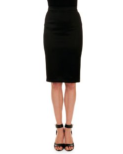 Givenchy   - Crepe Pencil Skirt