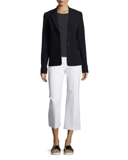 Theory - Teshonna New Faded Two-Button Blazer