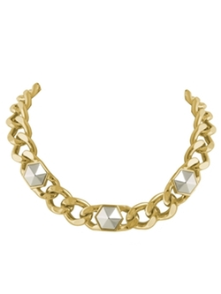 CC Skye - Hex Collar Necklace