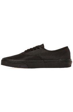 Vans  - The Authentic Sneaker In Xtuff Black & Bran