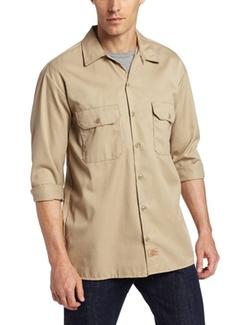 Dickies - Long-Sleeve Work Shirt