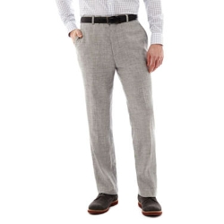 Stafford - Linen-Wool Suit Pants