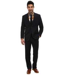 U.S. Polo Assn. - Two Button Solid Nested Suit