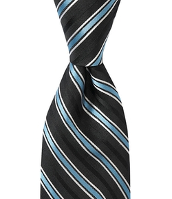 Roundtree & Yorke  - Racing Stripes Tie