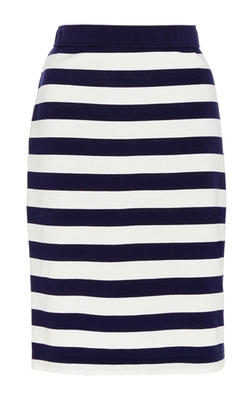 Mds Stripes - Paley Pencil Skirt