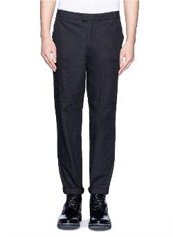 Alexander Wang   - Cotton Cargo Pants