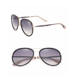 Jimmy Choo - Tora Aviator Sunglasses
