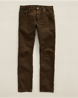 Ralph Lauren - Slim-Fit Dusty Ranch Jeans