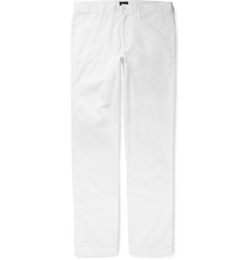 J.Crew - Urban Slim-Fit Lightweight Cotton Trousers