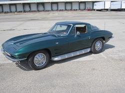 Chevrolet - 1964 Corvette Coupe
