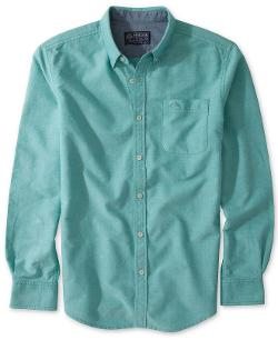 American Rag  - Varsity Oxford Shirt