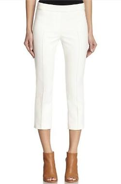 Akris Punto  - Francella Stretch-Cotton Cropped Pants