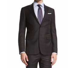 Ermenegildo Zegna - Trofeo Wool Plaid Two-Piece Suit