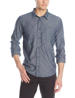 Nudie Jeans - Ace Chambray Shirt