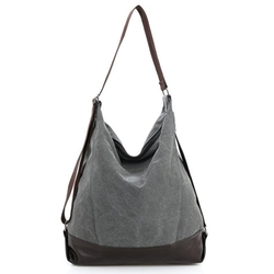 CenYu - Retro Canvas Tote Handbag