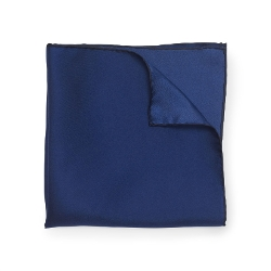 Club Monaco - Contrast Hem Pocket Square