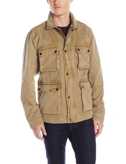 Lucky Brand - Twill Trails Jacket