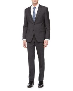 Hugo Boss  - Grand Central Micro-Houndstooth Suit