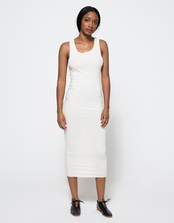 Which We Want - Rib Tank Dress