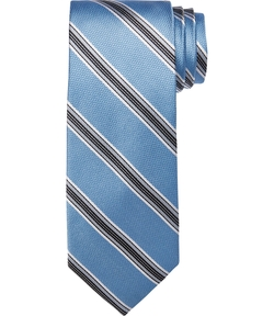 Jos. A. Bank - Classic Collection Text Ground Stripe Tie