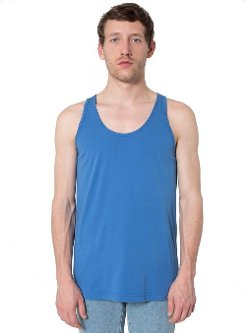 American Apparel  - Power Washed Tank Top
