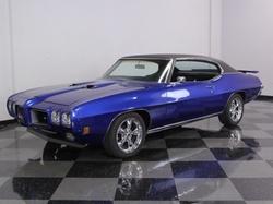 Pontiac  - 1970 Coupe