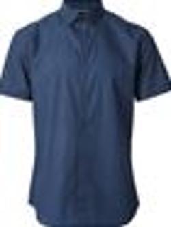 Neil Barrett  - Micro Paisley Print Shirt