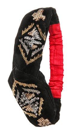Namrata Joshipura  - Velvet Turban Headband