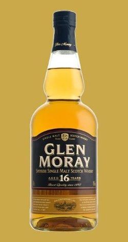 Glen Moray - Speyside Single Malt Scotch Whisky
