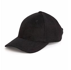 Gents - Felted Rabbit Hair & Silk-Blend Baseball Cap