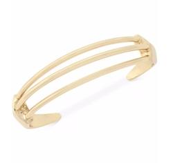 BCBGeneration  - Openwork Linear Cuff Bracelet