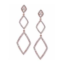Effy Collection  - Diamond Triple Drop Earrings