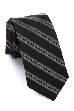 WRK - Fancy Silk Stripe Tie