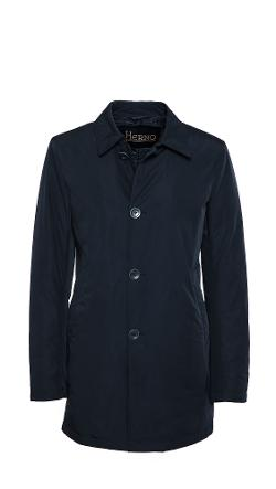 Herno  - Hybrid Down Trench Coat