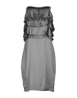 Manila Grace  - Ruffle Short Dress