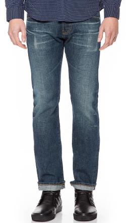 AG Adriano Goldschmied  - Matchbox Slim Straight Jeans