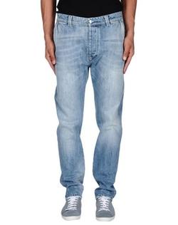 Jcolor - Solid Denim Pants